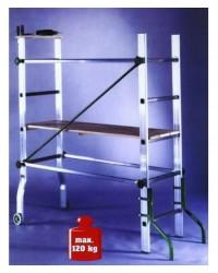 Trabattelli Alluminio   Tano Sez.65X25