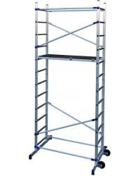 Trabattelli Alluminio   Pinna-Clic