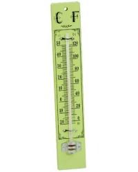 Termometri Da Parete   Base Legno
