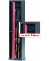 Armadi Portafucili   5 Posti +Tesoretto