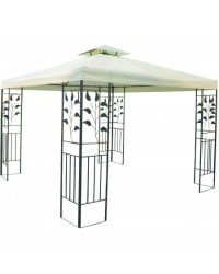 Gazebo   Metallo Decorato