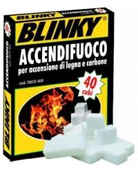 ACCENDIFUOCO BLINKY - 40 CUBETTI