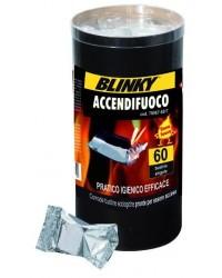 ACCENDIFUOCO BLINKY - BARATTOLO 60 BUSTINE