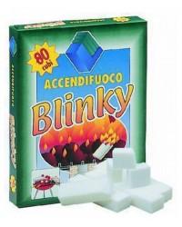ACCENDIFUOCO BLINKY - MAXI 80 CUBETTI