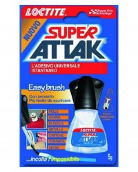 ADESIVI ATTAK SUPER - EASY-BRUSH 5G B/FLY
