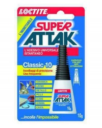 ADESIVI ATTAK SUPER - MAXI 10GR