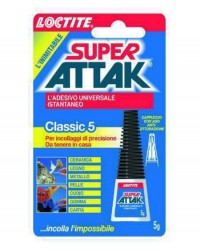 ADESIVI ATTAK SUPER - PERFECT-PEN GEL 3GR