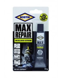 ADESIVI BOSTIK MAX-REPAIR - TUBETTO BLISTER