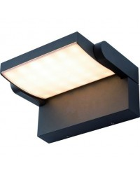 APPLIQUE LED VIGOR P/ESTERNI - TOLEDO ALLUMINIO