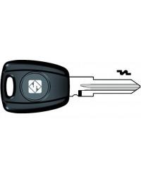CHIAVI SILCA AUTO TRANSPONDER - S/CHIP C/TAPPO FIAT
