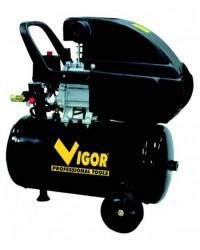 COMPRESSORI VIGOR 220V - VCA-24L 1CIL/DIR 2HP