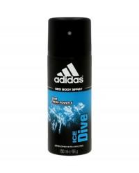 Adidas Ice Dive Deodorante Spray 150 ml