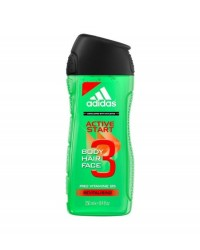 Adidas Active Start Shower Gel 250 ml