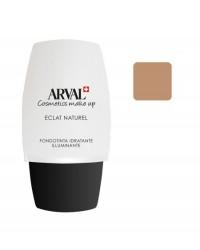 Arval Eclat Naturel Fondotinta Idratante Illuminante n. 04 miele