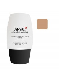 Arval Caresse No Transfer Fondotinta Opaco Anti - Traccia SPF 10 n. 03 beige