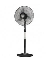 Ventilatore Style Black S40Pb Pavimento 40 Cm Nero