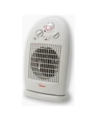 Termoventilatore S315 Eu Selettore 0/Ventilazione/Aria Calda1000W/Aria Molto Calda 2000 Termostato Regolabile Bianco