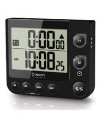 Timer Tw-331Bk Con Diplay Digitale Colore Nero