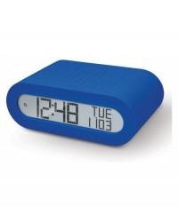 Sveglia Rrm-116B Con Diplay Digitale Colore Blu