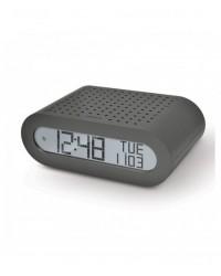 Sveglia Rrm-116G Con Diplay Digitale - Grigio